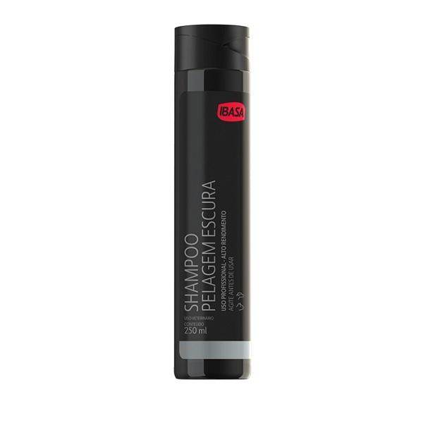 Shampoo ibasa pelagem escura 250ml