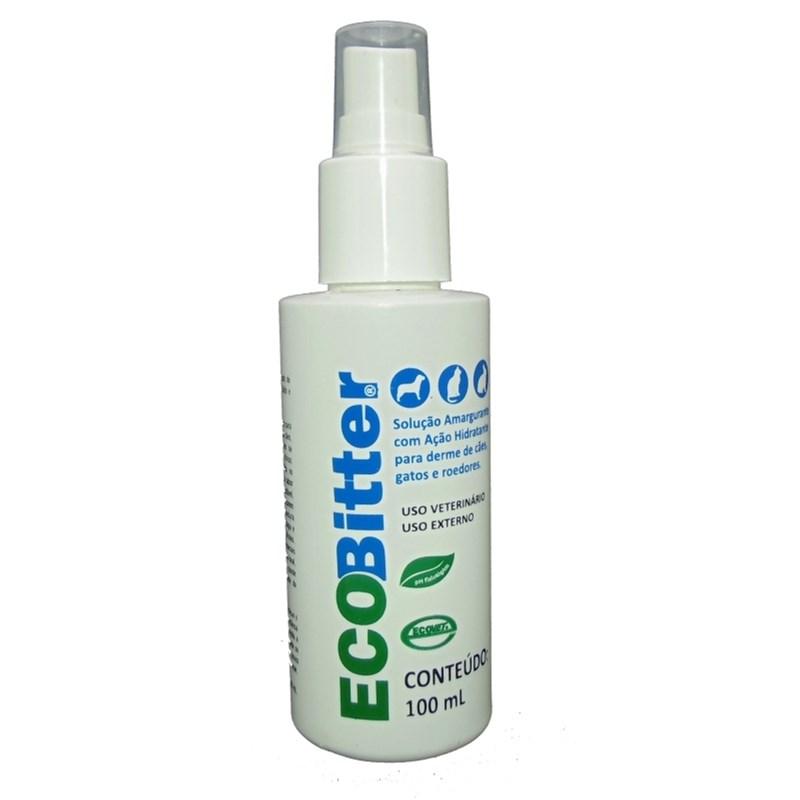 Solução Anti Mutilacao Ecovet Ecobitter 100ml