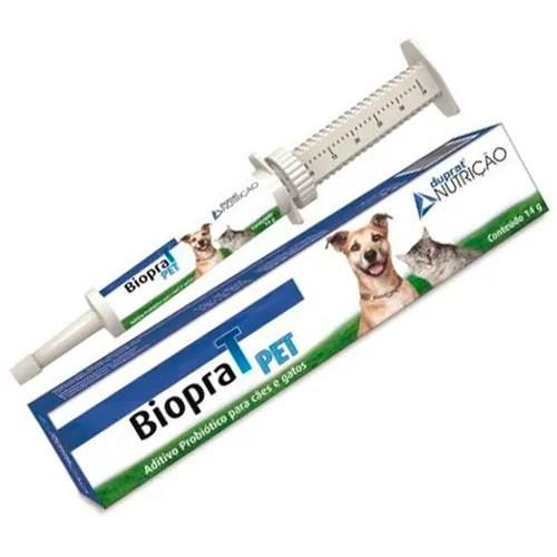 Suplemento alimentar duprat nutrição bioprat pet para cães e gatos