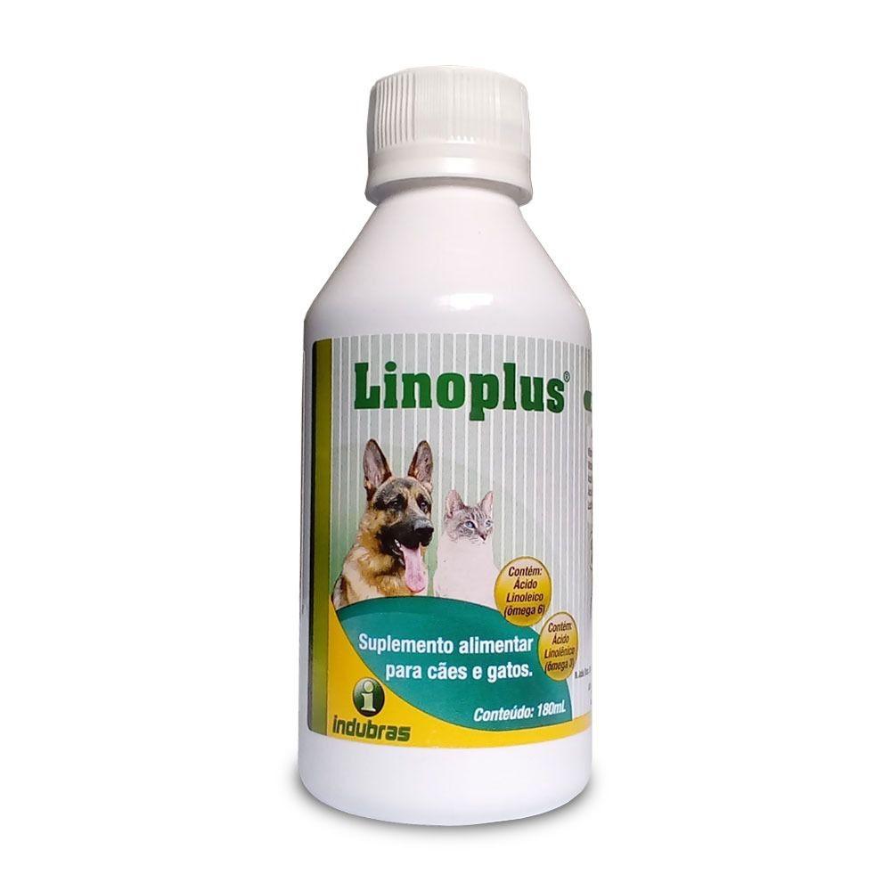 Suplemento Alimentar Indubras Linoplus para Cães e Gatos