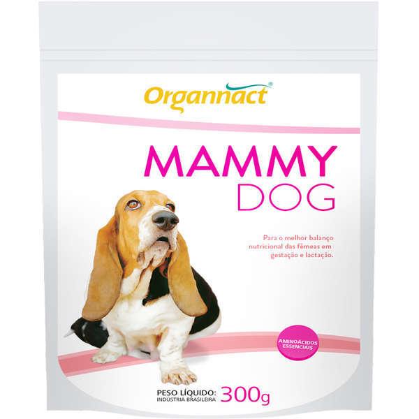 Suplemento alimentar organnact mammy dog sachê 300g