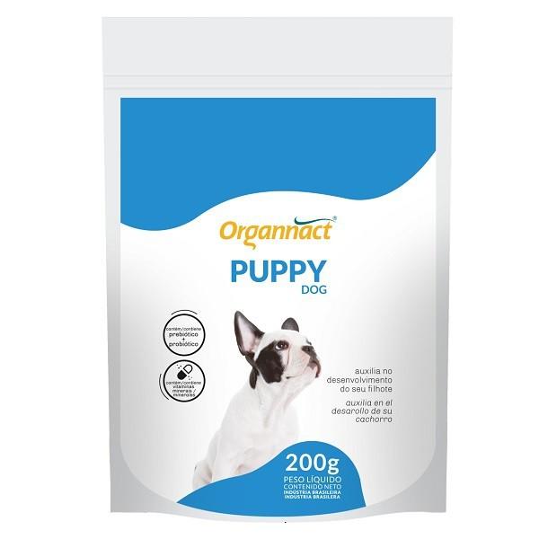 Suplemento alimentar puppy dog sache pó 200grs