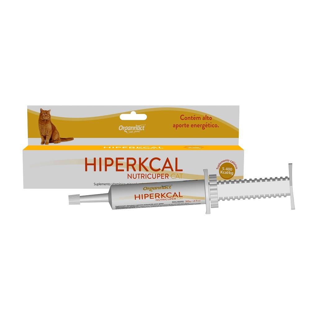 Suplemento organnact hiperkcal nutricuper cat 30g