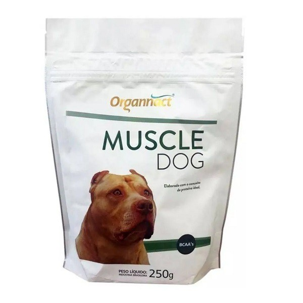 Suplemento vitamínico muscle dog sache 250g