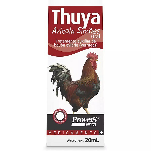 Thuya provets simões 20ml