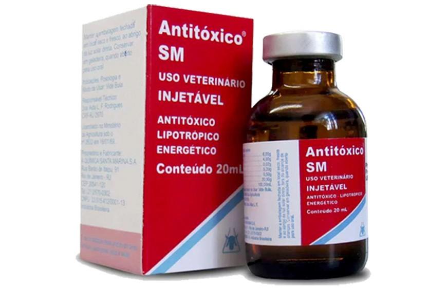 Vitaka sm injetável - 20 ml