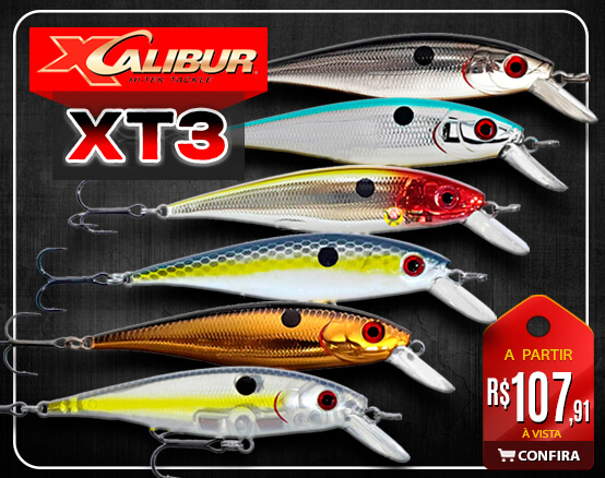 Super Promoção Xcalibur XT3