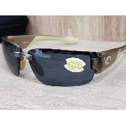 Óculos Costa Del Mar Rockport Crystal Bronze Frame Gray 580p
