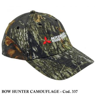 Boné Americano Bow Hunter Camouflage Headliner - Cod. 337
