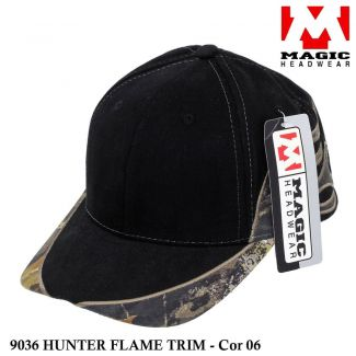 Boné Magic Headwear Hunter Flame 9036 - Cor 06