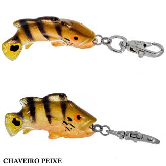 Chaveiro Isca Artificial Peixe Perfect Lure