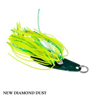 Isca Artificial Colher Strike King New Diamond Dust | 5,5 cm - 15,0 gr