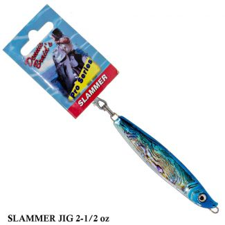 Isca Artificial Dennis Braid´s Slammer Jig 2-1/2oz | 71,0 gr