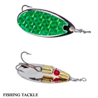 Isca Artificial Spinner Fishing Tackle DI-36