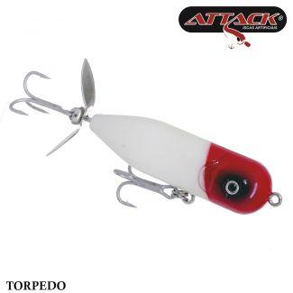 Isca Attack Torpedo | 6,5cm - 10,8gr
