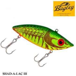 Isca Bagley Rattlin Shad-A-Lac III | 7,5 cm - 15,0 gr