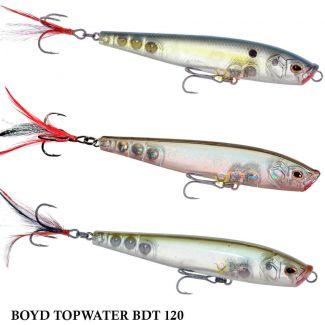 Isca BD Series Topwater BDT120 | 12,0cm - 21,0gr