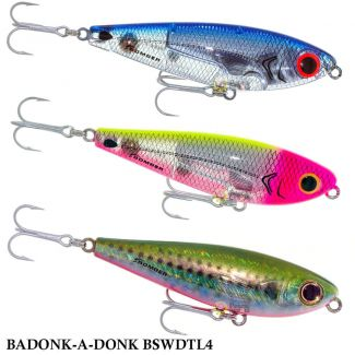 Isca Bomber Badonk-A-Donk BSWDTL4 | 10,0cm - 21,0gr