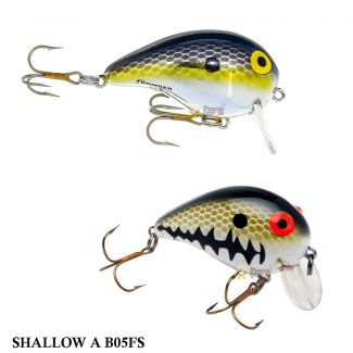 Isca Bomber Shallow A B05FS | 5,0cm - 10,5gr