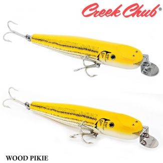 Isca Creek Chub Wood Pikie | 20,0cm - 125,0gr