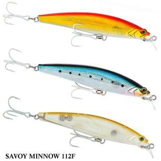Isca Cúltiva Savoy Minnow 112F | 11,2cm - 19,0gr