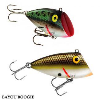 Isca Heddon Bayou Boogie W6542 | 5,0cm - 9,5gr