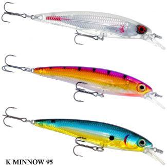 Isca Killer Minnow 95 | 9,5cm - 14,0gr