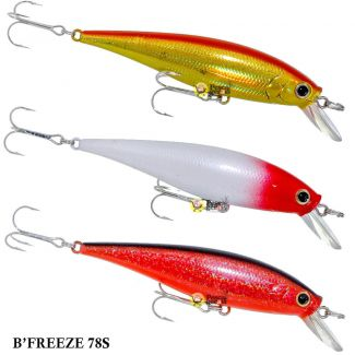 Isca Lucky Craft B'Freeze 78S Saltwater | 7,8cm - 10,2gr