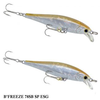 Isca Lucky Craft B'Freeze 78SB SP ESG | 7,8cm - 9,3gr