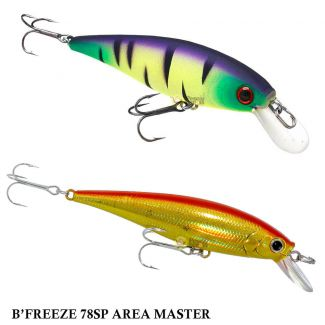 Isca Lucky Craft B'Freeze 78SP Area Master | 7,8cm - 9,2gr