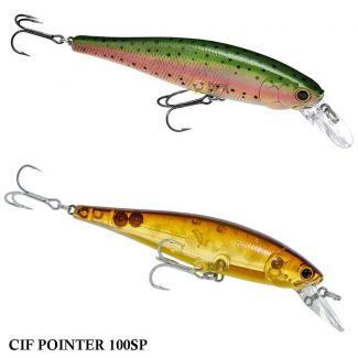 Isca Lucky Craft Cif Pointer 100SP | 10,0cm - 18,0gr