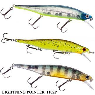Isca Lucky Craft Lightning Pointer 110SP   11,0cm - 14,0gr