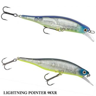 Isca Lucky Craft Lightning Pointer 98XR | 9,8cm - 16,5gr