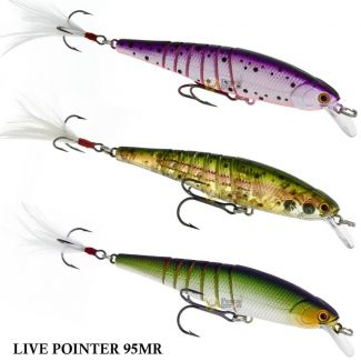 Isca Lucky Craft Live Pointer 95MR | 9,5cm - 11,0gr