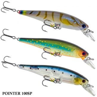 Isca Lucky Craft Pointer 100SP | 10,0cm - 18,0gr