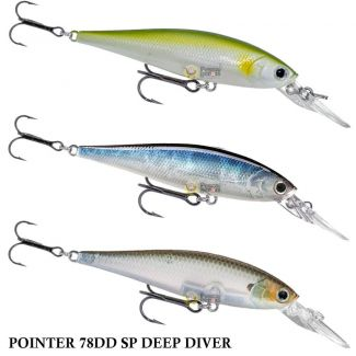 Isca Lucky Craft Pointer 78DD SP | 7,8cm - 9,6gr