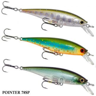Isca Lucky Craft Pointer 78SP | 7,8cm - 9,2gr
