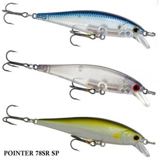 Isca Lucky Craft Pointer 78SR SP | 7,8cm - 9,3gr