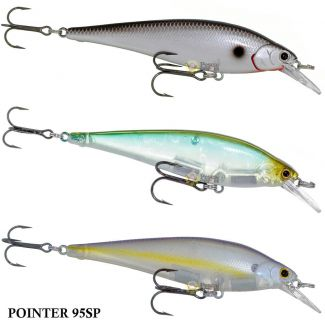 Isca Lucky Craft Pointer 95SP | 9,5cm - 13,5gr