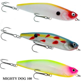 Isca Lure Dynesty Mighty Dog 100 | 10,0cm - 18,0gr