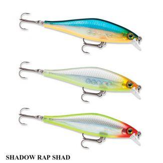Isca Rapala Shadow Rap Shad SDRS-09 | 9,0 cm - 12,0 gr