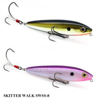 Isca Rapala Skitter Walk SWSS-8 | 8,0 cm - 12,0 gr
