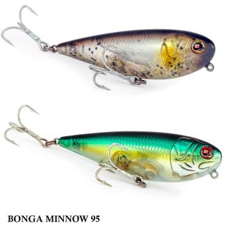 Isca Sébile Bonga Minnow FT | 9,5 cm - 21,0 gr