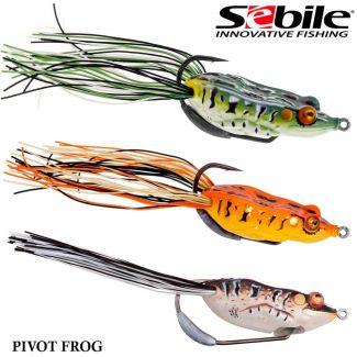 Isca Sébile Pivot Frog | 6,0cm - 14,0gr