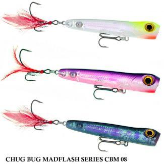 Isca Storm Chug Bug MadFlash Series CBM08 | 8,0 cm - 10,0 gr