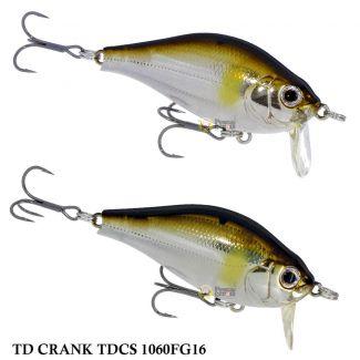 Isca Team Daiwa Crank TDCS1060FG | 6,0 cm - 10,0 gr