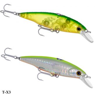 Isca Tropical Fishing T-X3 | 8,0 cm - 12,0 gr