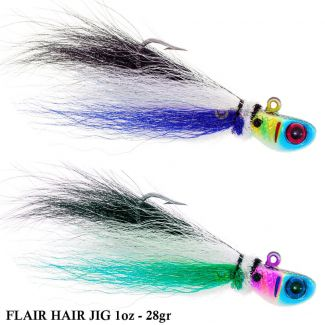 Jig Bomber Flair Hair | 1oz - 28,0 gr