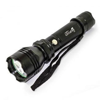 Lanterna Recarregável Cree Q5 Ultra Fire C6 900 Lumens