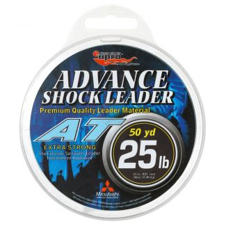 Linha de Pesca Eupro At - Advance Shock Leader 25lb 45 metros